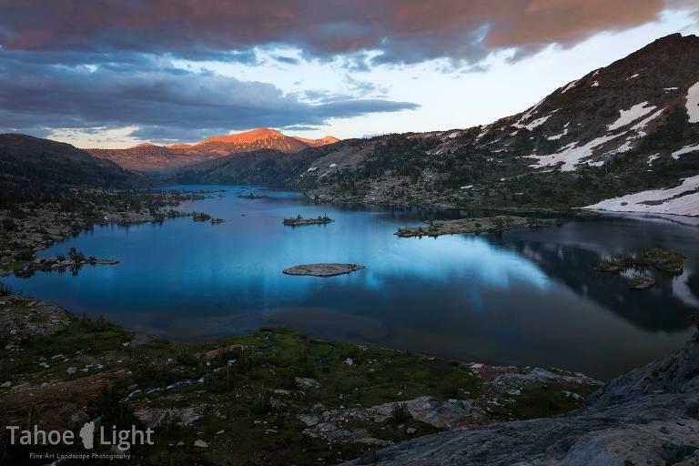Garnet lake photograph